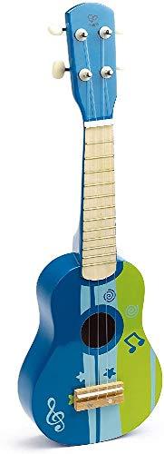 Hape E0317 - Chitarra Ukulele, blu