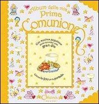 Album della mia prima comunione. Con adesivi. Ediz. illustrata