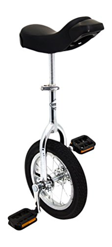 Indy Unicycles Kid' S Trainer Unicycle–Cromato, 40,6cm
