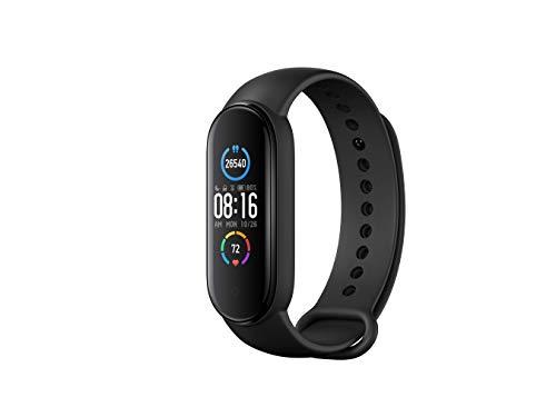 Xiaomi Band 5 Orologio Fitness Tracker Uomo Donna Cardiofrequenzimetro da Polso Contapassi Smartband...