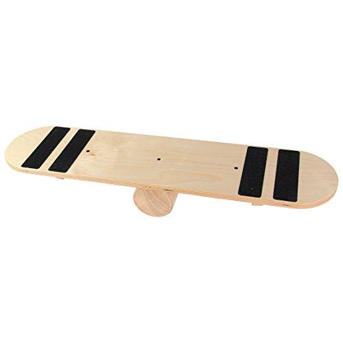POWRX - Balance board rola bola in legno