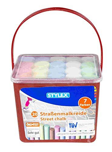 Stylex 48104 - Gesso per Strada, Multicolore