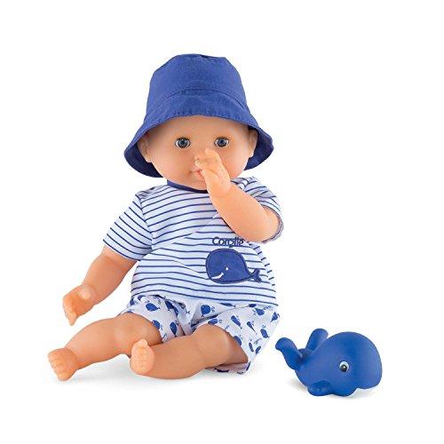Corolle - Il mio primo bambino Bath Marin 9000100140, Grigio