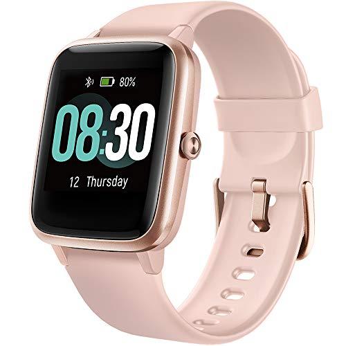 UMIDIGI Smartwatch Orologio Fitness Donna Uomo Smart Fitness Tracker, Cardiofrequenzimetro da Polso...