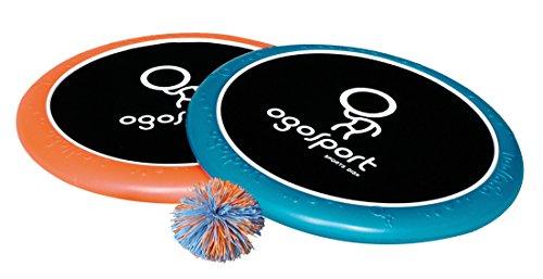 Schildkröt - Set per Gioco OgoSport, 2 Dischi da 30,5 cm, Colore: Blu/Arancione