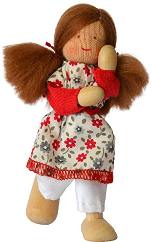 Käthe Kruse Waldorf, bambola pieghevole Madre Lilli