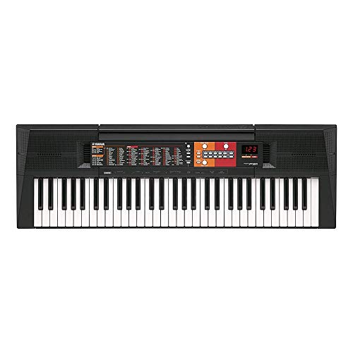 Yamaha Digital Keyboard PSR-F51 – Tastiera Digitale ideale per principianti – Design compatto...
