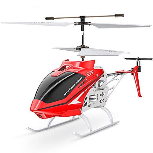 DoDoeleph Syma S39 RC Elicottero Telecomandato Giocattolo Bambini per Il Regalo di Natale