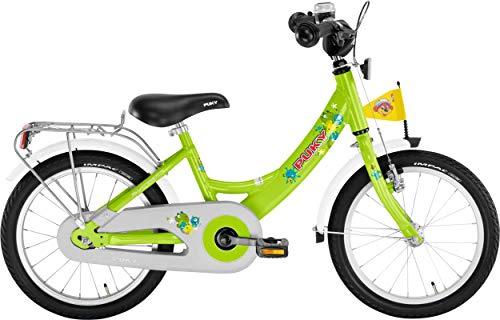 Puky 4225 - Bicicletta ZL 16-1 Alu, Verde Kiwi