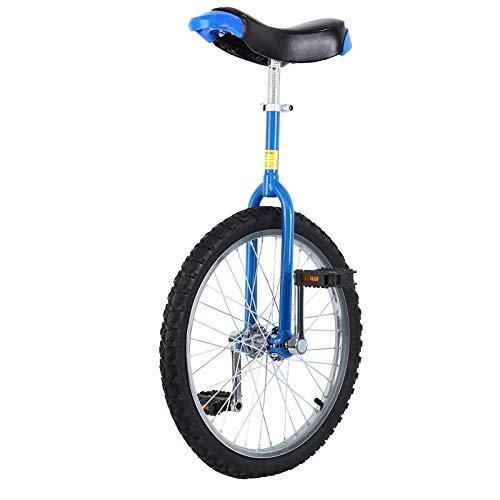 Yonntech 16' / 20' / 24' Trainer per Bambini / Adulti Monociclo Regolabile in Altezza Bici di Bicicletta...