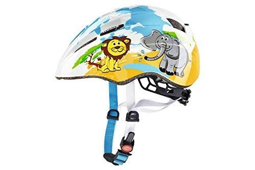 Uvex Kid 2, Casco Bicicletta Unisex Bambino, Desert, 46-52 cm