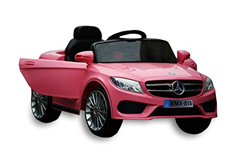 Babycar 815p Babyfun (rosa) Auto Elettrica Macchina per bambini bimbo bimba 12 volt di potenza con...