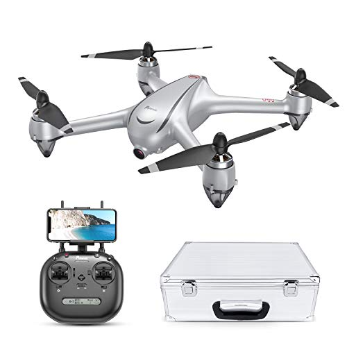 Drone GPS Con Motore Brushless Potensic Drone D80 WIFI Con Telecamera 2K Full HD Dual GPS Funzione di...