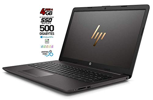 HP 255 G7 Notebook portatile, SSD M2 da 500GB, Display da 15.6', Amd A4 64bit da 2,6 GHz, 4 Gb DDR4, Bt,...