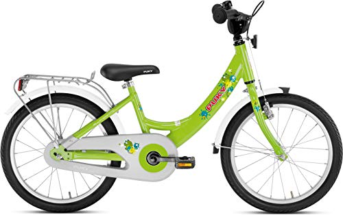 Puky 4325 - Bicicletta ZL 18-1 Alu, Verde Kiwi