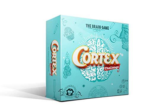 Asmodee - Cortex Challenge Gioco da Tavolo Edizione Italiana, Multicolore, 8930