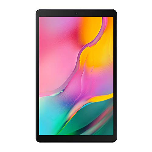 Samsung Galaxy Tab A 10.1 (2019) Tablet, 10.1' WUXGA, 32 GB Espandibili, Batteria 6150 mAh, Wi-Fi, Black...