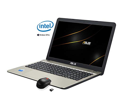 Asus VivoBook Notebook, Display 15.6 ' HD LED, Intel Dual Core 64 bit fino a 2.4Ghz 4GB RAM, Hdd 500GB,...