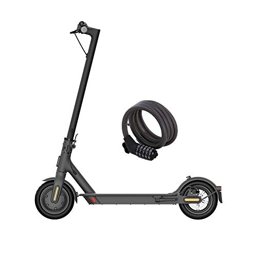 Xiaomi Mi Electric Scooter 1S, Monopattino Elettrico, Versione Amazon con lucchetto incluso, 30 Km di...