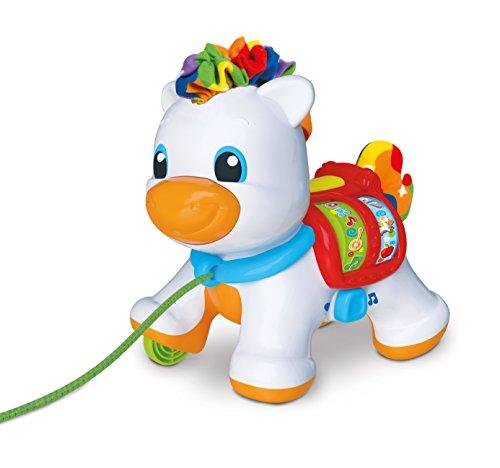 Clementoni Baby Pony Trainabile, Sempre con Me, Multicolore, 17188