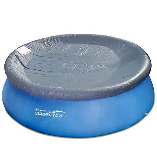 Summer Waves Ø 366cm telo di copertura pioggia Telone per Fast Set Piscina quick up Pool