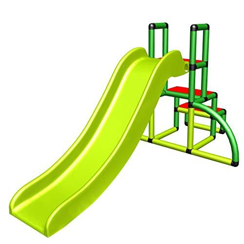 Moveandstic Bambini – Scivolo per Bambini My First Slide Il Mio Primo Giocattolo