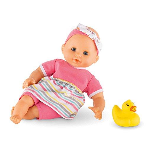 Corolle DMN17 - Bambola Il Mio Primo Bagno, Rosa