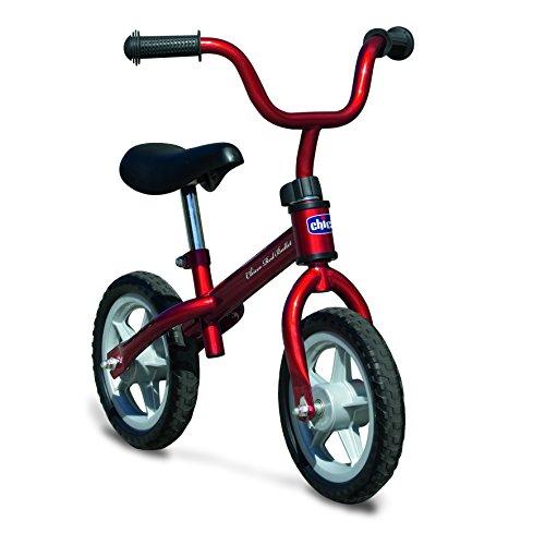 Chicco Bicicletta Bambini Senza Pedali 2-5 Anni First Bike Green Rocket, Bici Senza Pedali Balance Bike...