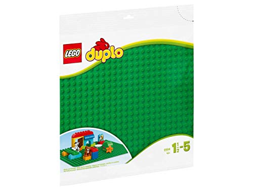 LEGODUPLOClassicBaseVerdeGrande,GiocattoloperBambiniinEtàPrescolare,2304