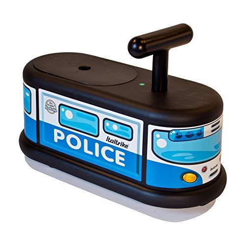 ABC La Cosa Police, Cavalcabile in Plastica
