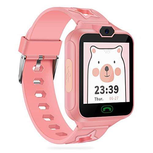 AGPTEK Smartwatch Bambini 8 in 1 Orologio Intelligente per Bambini con Telefonie Fotocamera Lettore...