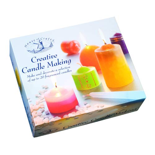 House of Crafts - Kit Creativo per Realizzare Candele
