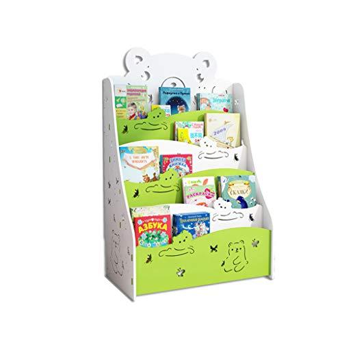 Librerie per Bambini Piccola sotto Il Tavolo scaffale Semplice da Pavimento Economica per Studenti...