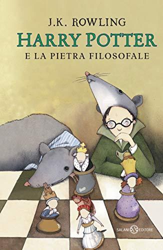 Harry Potter e la pietra filosofale (Vol. 1)