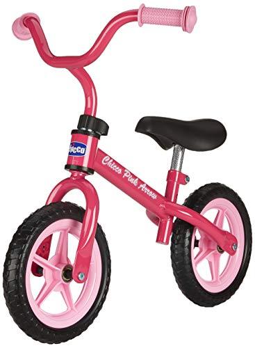 Chicco - Prima Bicicletta, Rosa, 2-5 anni,17161