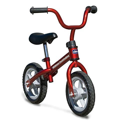 Chicco Red Bullet Bicicletta Bambini Senza Pedali 2-5 Anni, Bici Senza Pedali Balance Bike per...