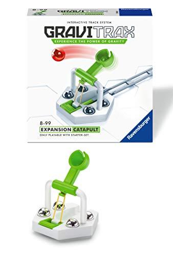 Ravensburger 27603 Gravitrax Catapult, Accessorio, 8+ Anni, Gioco Logico-Creativo, Gioco STEM