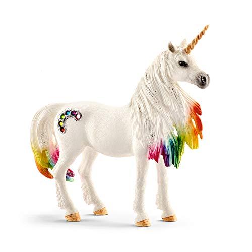 SCHLEICH 70524 - Giumenta di Unicorno Arcobaleno