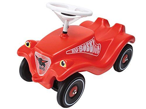 Big 800001303 Macchinina Bobby - colore: Rosso
