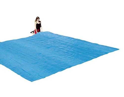 Summer Escapes telo 391x 391cm telo pavimento schermo per Quick Up Pool Piscina