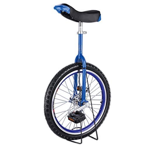 TTRY&ZHANG Grande 20'/ 24' Monociclo per Adulti per Bambini Grandi/Femmina/Maschio, 16'/ 18' Wheel Kid's...
