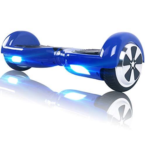 BEBK Hoverboard 6.5 polllici con 2 * 250W Motore