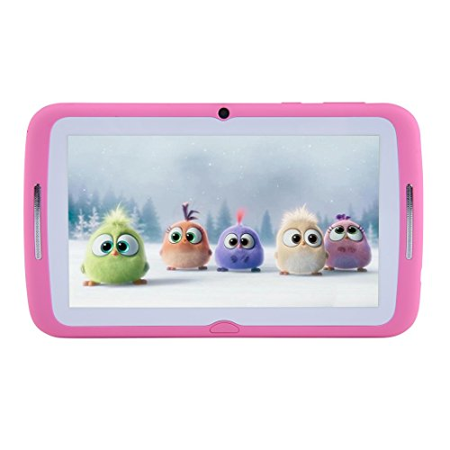 Tablet per bambini 7 pollici, Android 7.1 OS, iWawa Pre-Installed, Quad Core, HD Touch Screen, 1 GB RAM,...