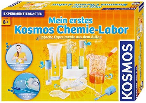 Giochi Uniti Kosmos 642921 - Il Mio Primo Laboratorio di Chimica, Versione Tedesca