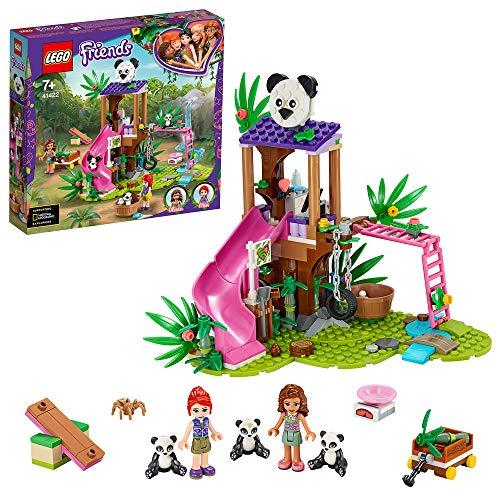LEGOFriendsLaCasettasull'AlberodelPanda,PlaysetconMini-dolldiOliviaeleFigure...