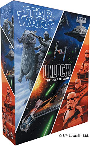 Star Wars: Unlock! The Escape Game