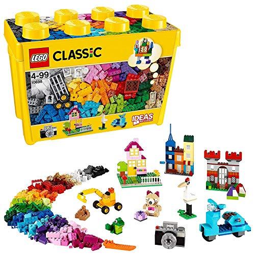 LEGO - Classic Scatola Mattoncini Creativi Grande per Liberare la Tua Fantasia e Stimolare la Tua...