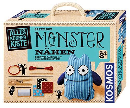 Kosmos Alleskönner-Kiste Monster nähen [Importato dalla Germania]