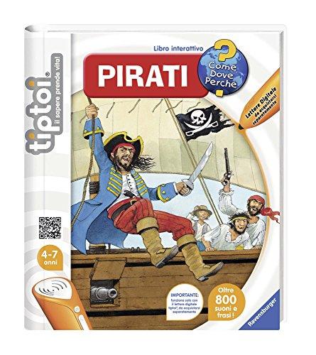 Libro interattivo I Pirati
