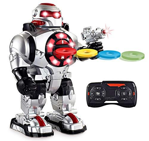 Think Gizmos Robot Giocattolo per Bambini con Registrazione Vocale